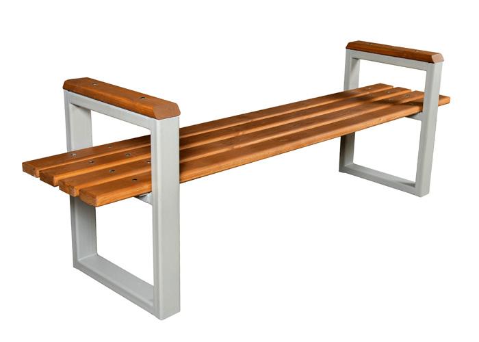 Скамейка бетонная СК Корда 10