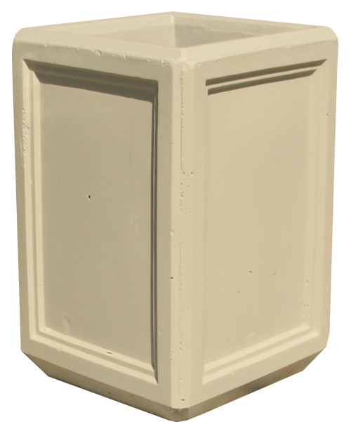 Урна бетонная квадратная Корда 021