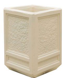 Урна бетонная квадратная Корда 022