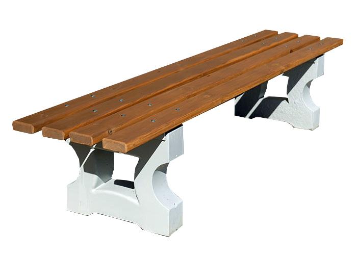Скамейка бетонная СК Корда 12