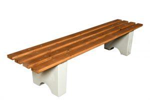 Скамейка бетонная СК Корда 13