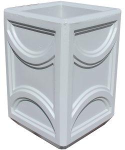 Урна бетонная квадратная Корда 027