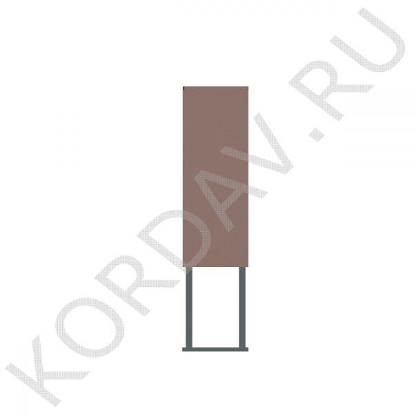Стенка с двумя проломами ПП2 (0)