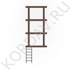 Разрушенная лестница ПП5 (0)