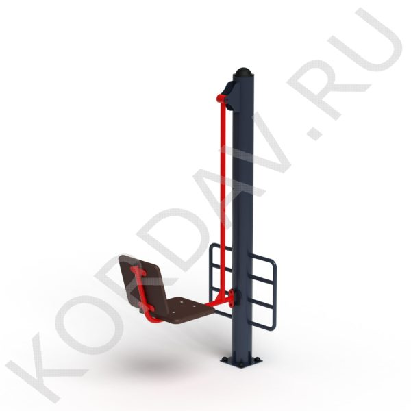 Тренажёр Жим ногами СТ 3.111 (2)