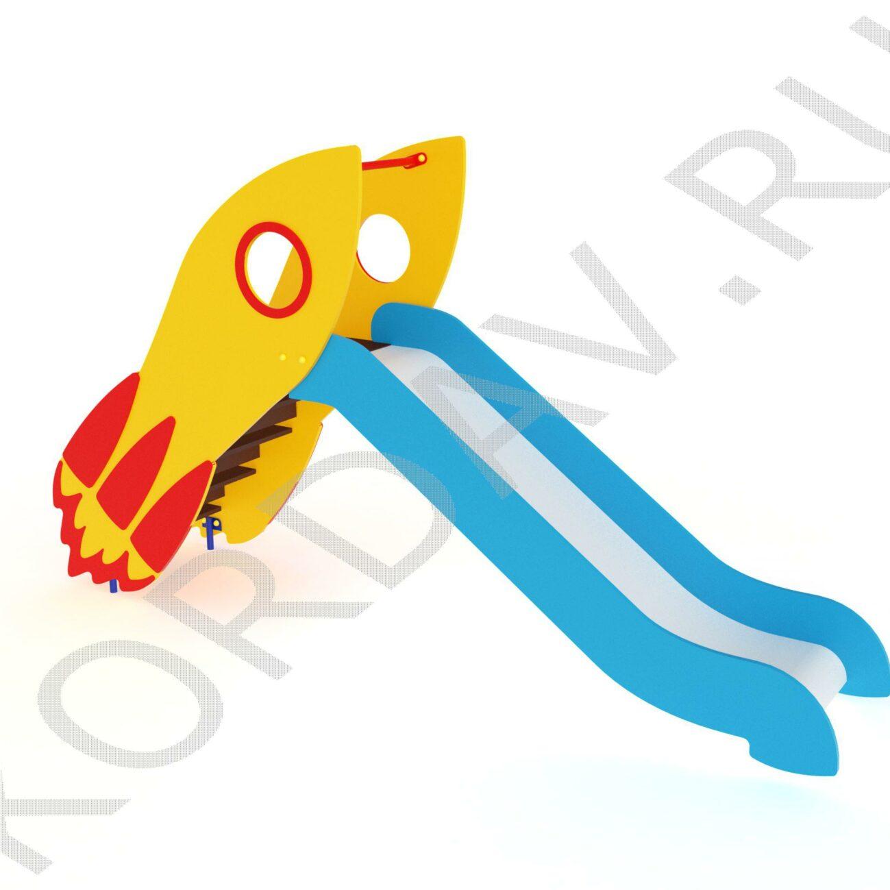Горка ракета ИО 6.071