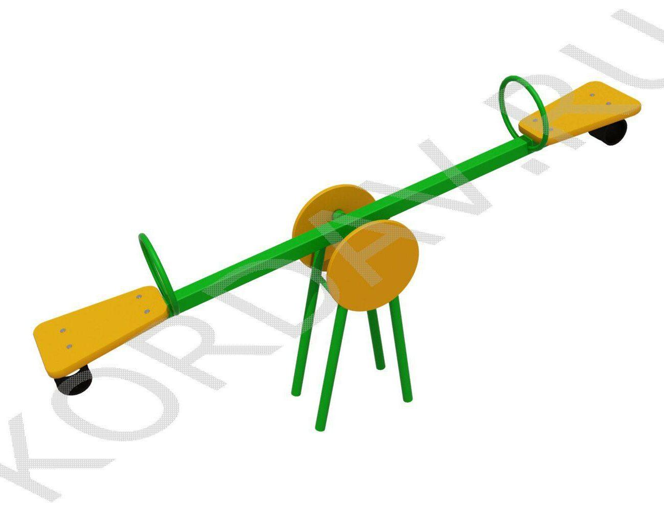 Качели-балансир ИО 6.331