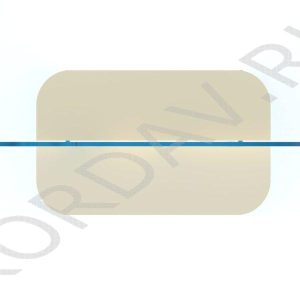 Скамейка двойная детская Кит МАФ 10.071 (1)