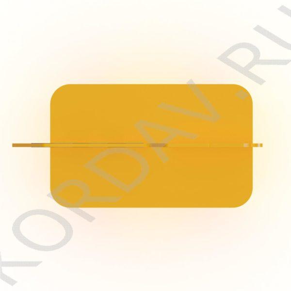 Скамейка детская Грузовик МАФ 10.101 (0)