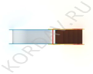 Горка ракета ИО 6.071 (0)