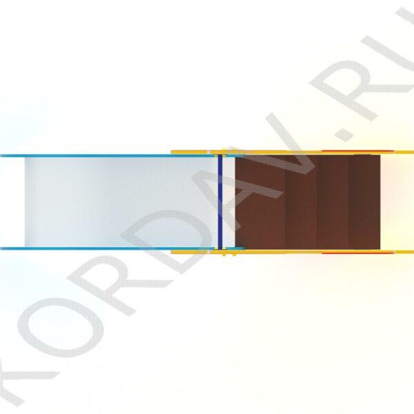 Горка Самолёт ИО 6.081 (1)