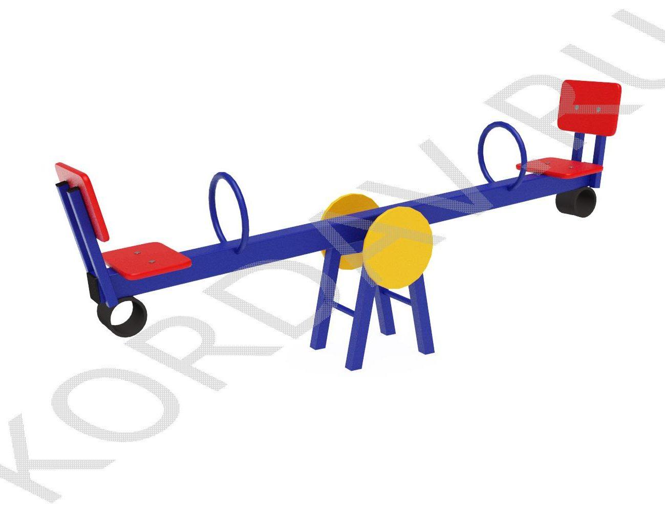 Качели-балансир малая ИО 6.351