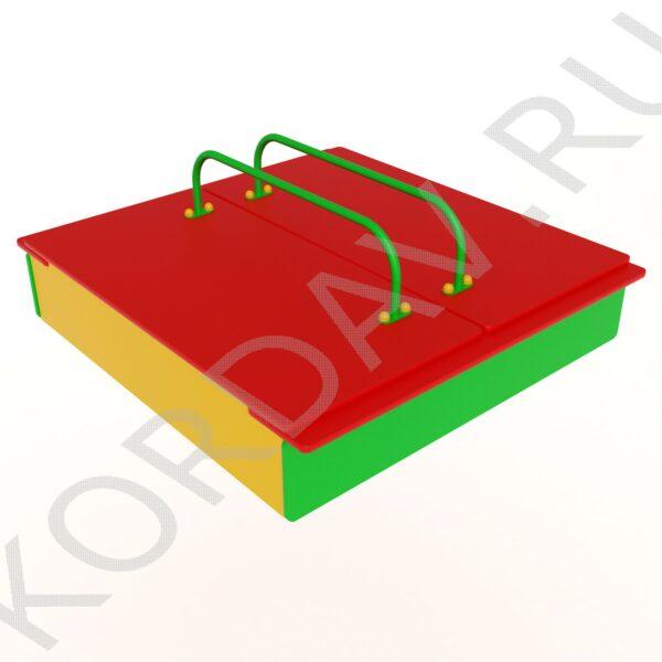 Песочница с крышкой МАФ 8.211 (0)