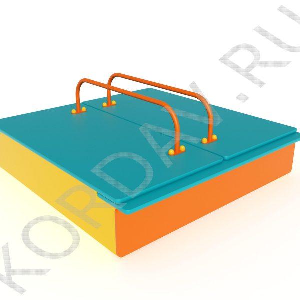 Песочница с крышкой МАФ 8.211 (4)