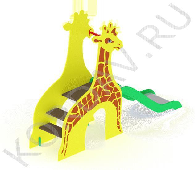 Горка Жираф ИО 6.031 (1)
