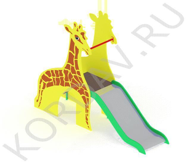 Горка Жираф ИО 6.031 (2)
