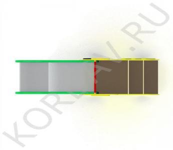 Горка Грузовик ИО 6.061 (3)