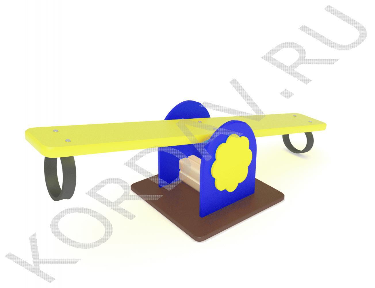 Качели-балансир переносная ИО 6.321