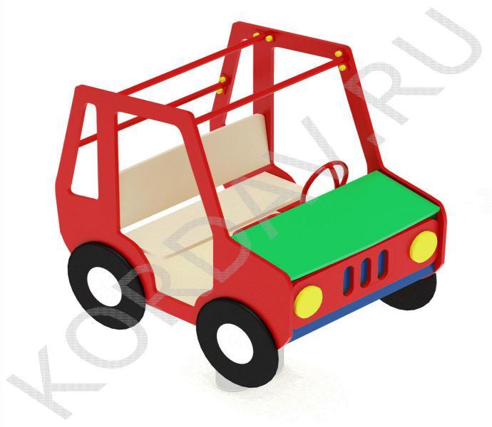 Качалка на пружине Машина ИО 7.080 (2)