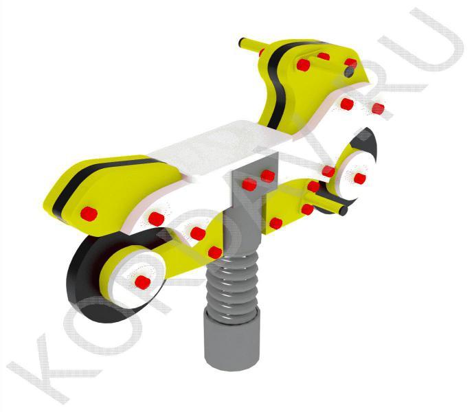 Качалка на пружине Мотоцикл ИО 7.231 (0)