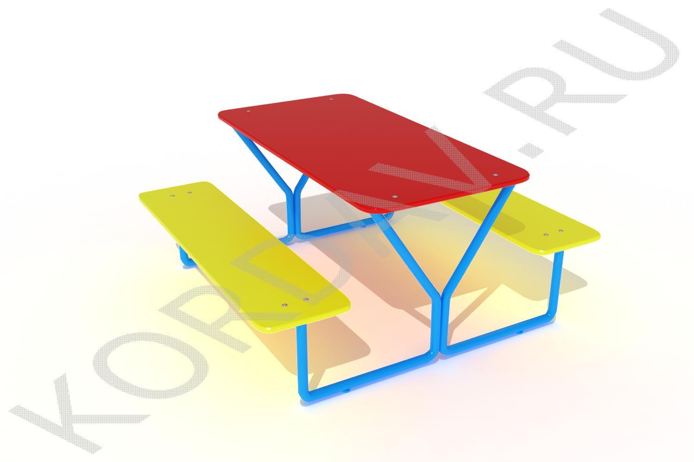Столик детский МАФ 10.031