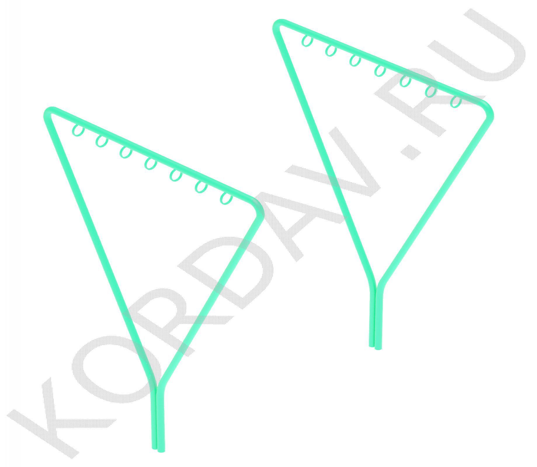 Стойка для сушки белья (Комплект) МАФ 11.041