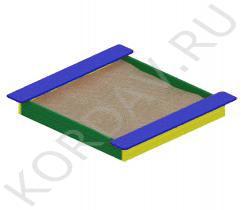 Песочница малая МАФ 8.121 (0)