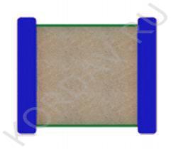 Песочница  макси МАФ 8.151 (1)