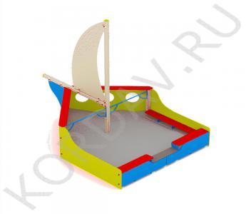 Песочница Яхта МАФ 8.171 (1)
