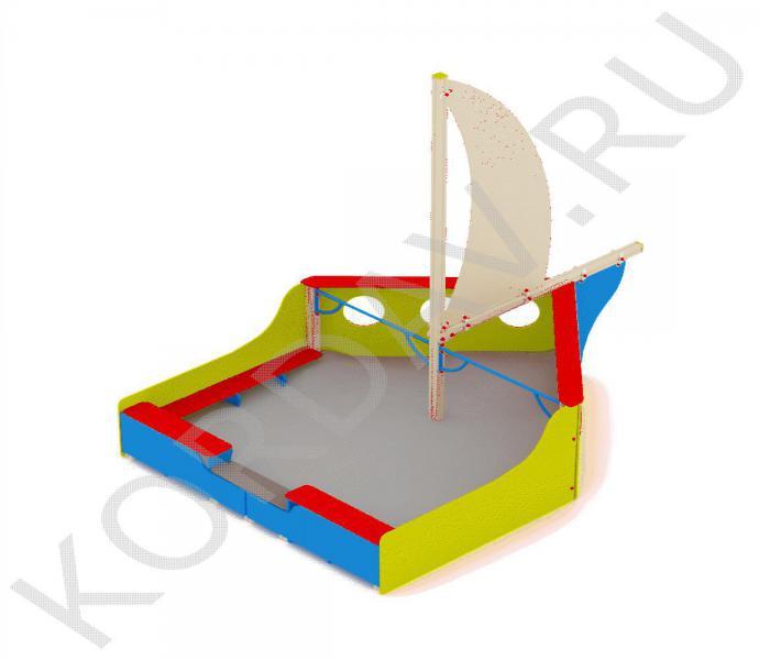 Песочница Яхта МАФ 8.171 (2)