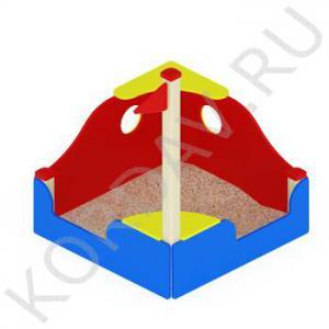 Песочница Кораблик МАФ 8.241 (0)