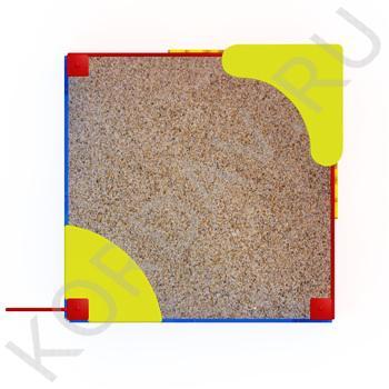 Песочница Кораблик МАФ 8.241 (2)
