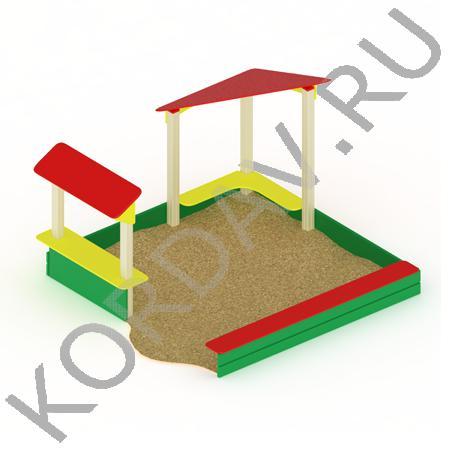 Песочный дворик МАФ 8.301