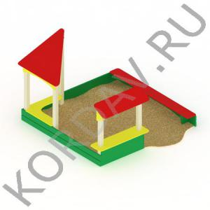 Песочный дворик МАФ 8.301 (2)