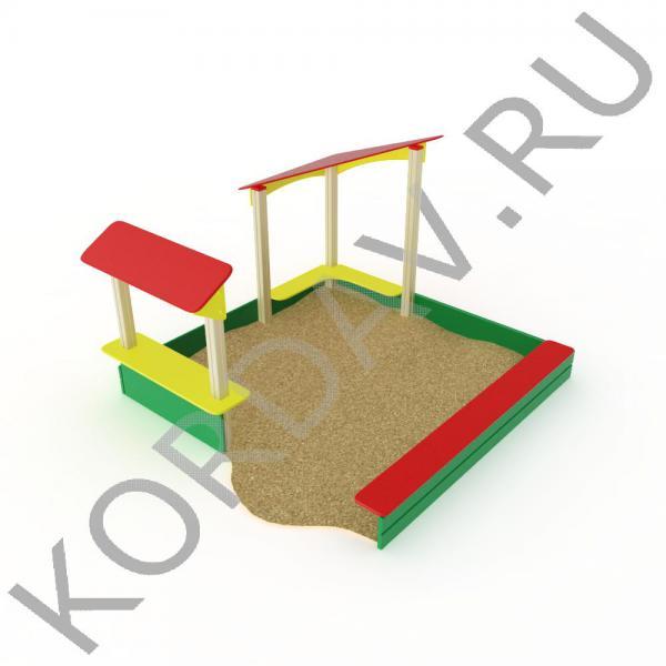 Песочный дворик МАФ 8.301 (4)