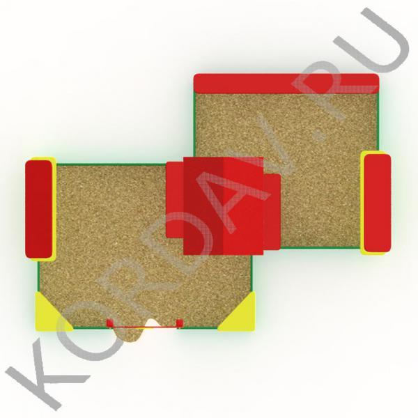 Песочный дворик большой МАФ 8.321 (3)