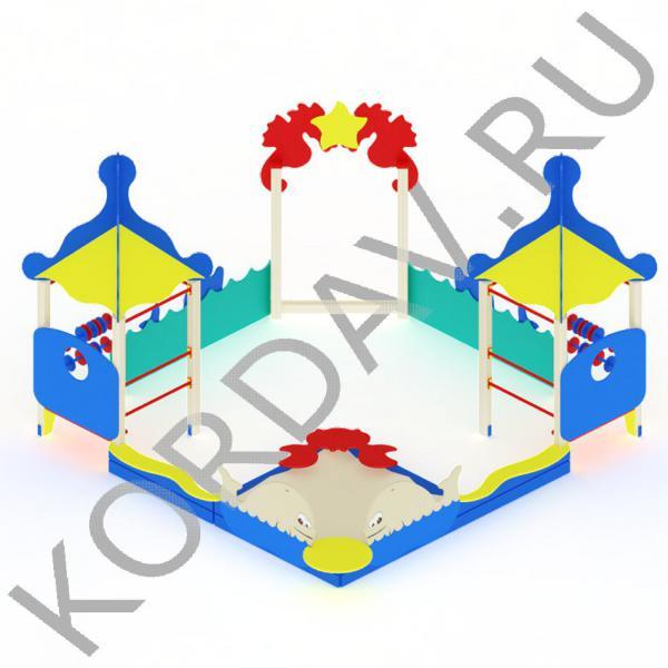 Песочный дворик морской МАФ 8.381 (1)