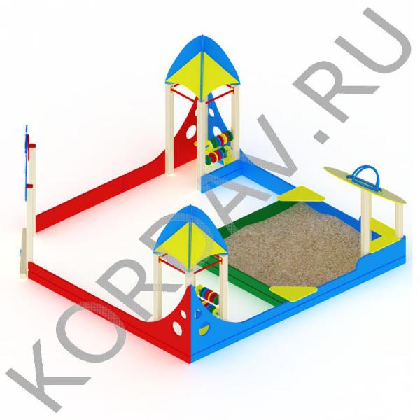 Песочный дворик космос МАФ 8.391 (0)