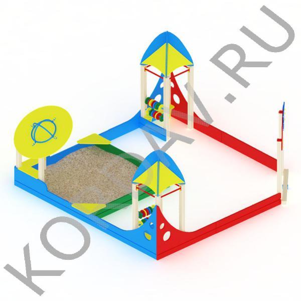Песочный дворик космос МАФ 8.391 (2)
