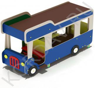 Беседка Автобус МАФ 9.111 (0)