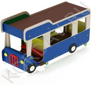 Беседка Автобус МАФ 9.111 (1)