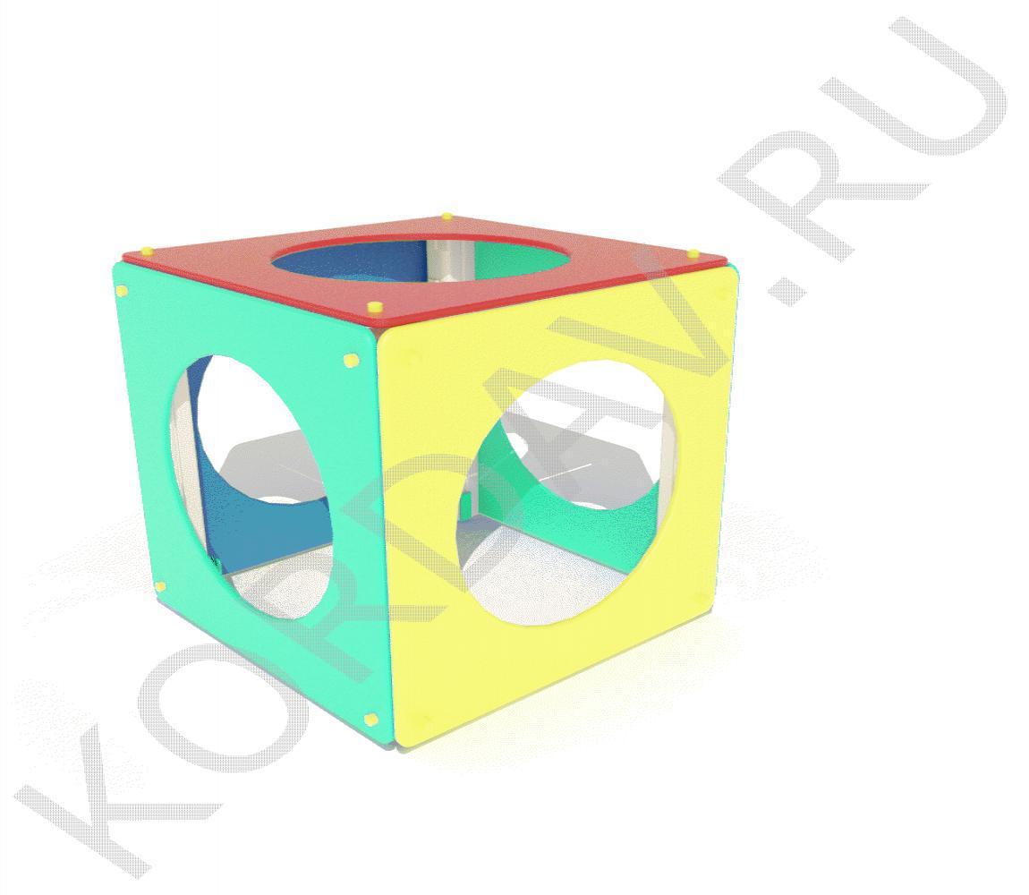 Куб МИФ 1.08