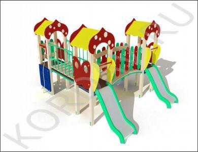 Детский игровой комплекс ПДИ 1.18 (0)