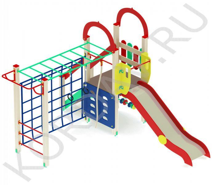 Многопрофильный детский игровой комплекс ПДИ 2.09 (0)