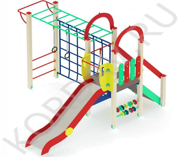 Многопрофильный детский игровой комплекс ПДИ 2.09 (1)