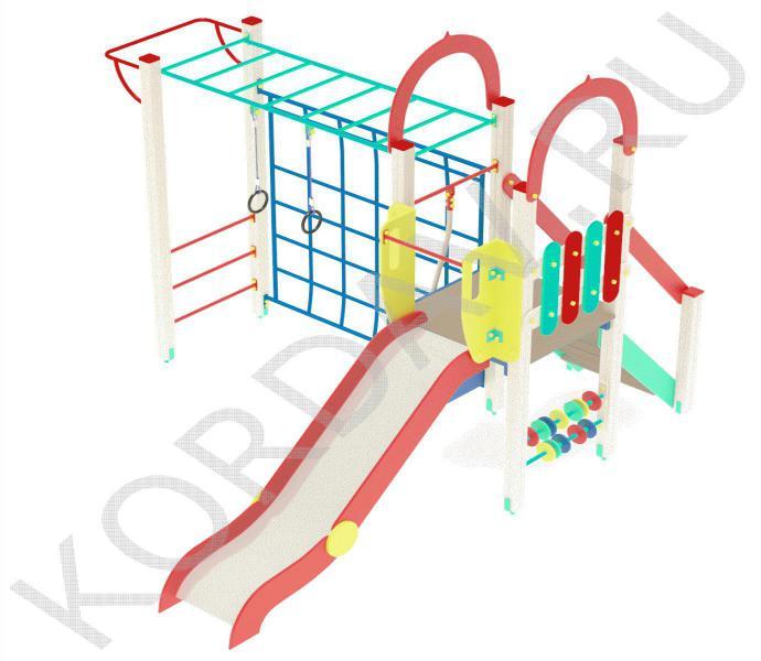 Многопрофильный детский игровой комплекс ПДИ 2.09 (3)