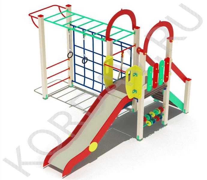 Многопрофильный детский игровой комплекс ПДИ 2.09 (4)