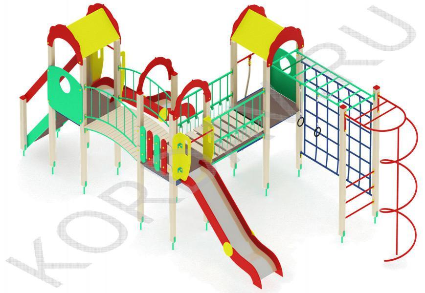 Детский многофункциональный комплекс ПДИ 2.20 (1)