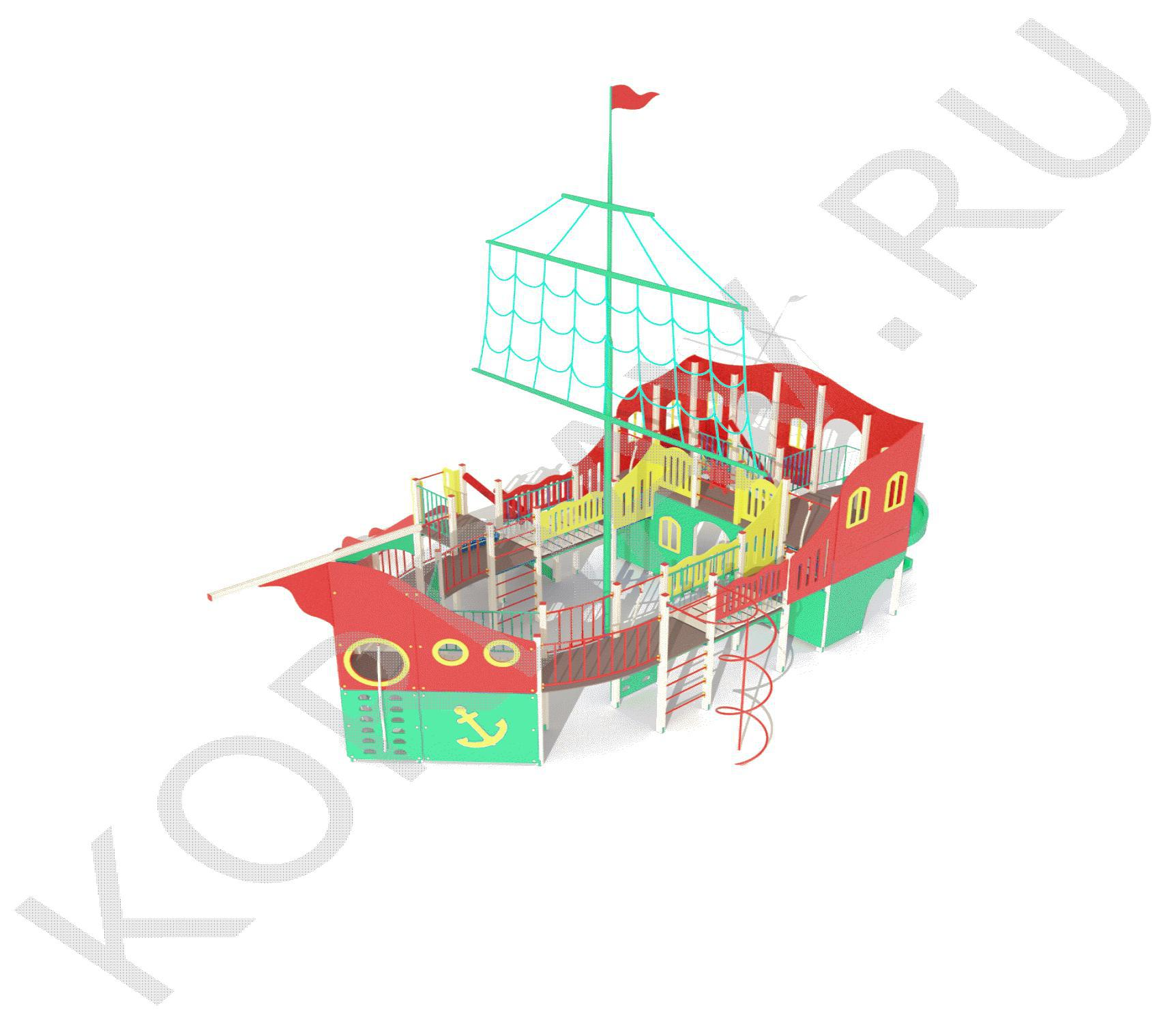 Корабль ПДИ 2.52