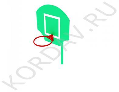 Стойка баскетбольная малая СИ 6.211 (1)